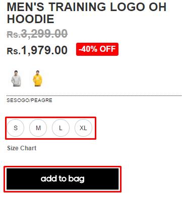 Adidas India coupons