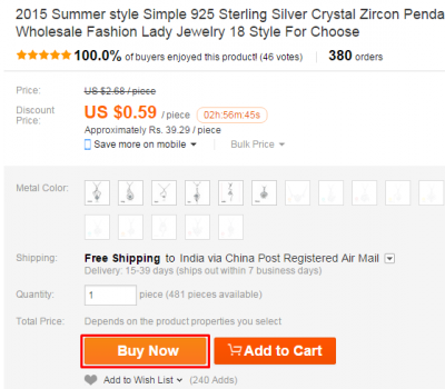 Use aliexpress coupons