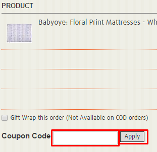 Babyoye coupons
