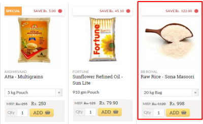 Bigbasket discount coupons