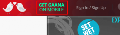 Gaana.com coupons