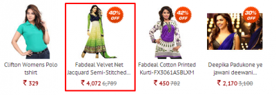 offers at Infibeam