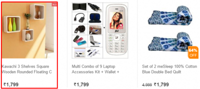 offers at Naaptol